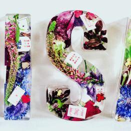 Ambers Rose 6 - Artsy Flower