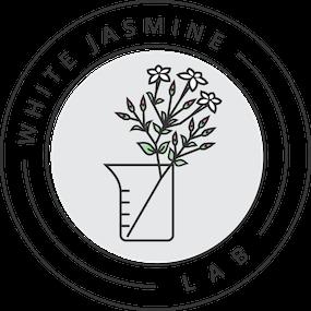 Artsy Flower White Jasmine Lab
