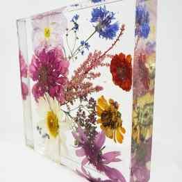 Artsy Flower WJL.Sample.6x6Square