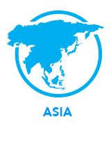 Asia Icon - Artsy Flower