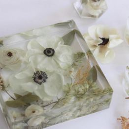 Flower Preservation Art by Sticks and Stems 2 - Artsy Flower
