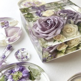 Flower Preservation Art by The Preserved Peony 2 - Artsy Flower