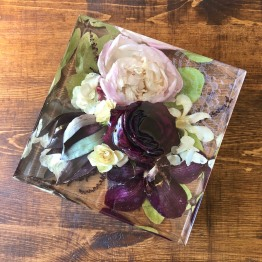 Flower Preservation Art by The Preserved Peony 3 - Artsy Flower