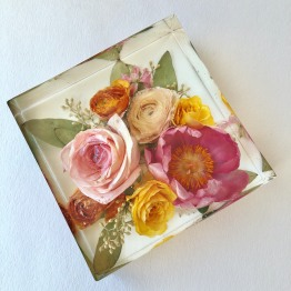 Flower Preservation Art by The Preserved Peony 4 - Artsy Flower
