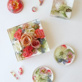 Flower Preservation Art by The Preserved Peony 5 - Artsy Flower