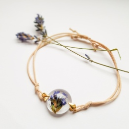 Flower Preservation Jewelry by Wicket to Wilderness 4 - ArtsyFlower.com