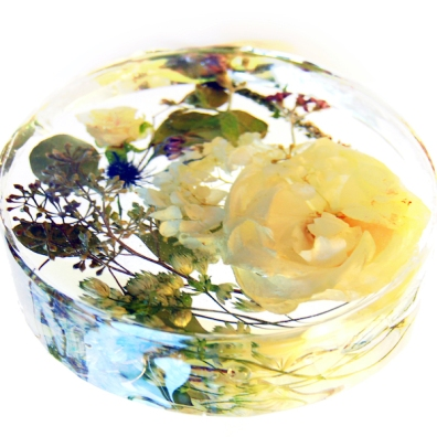 Jen Joyce Art 3 - Artsy Flower