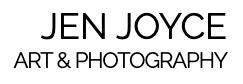 Jen Joyce Art & Photography Logo - Artsy Flower
