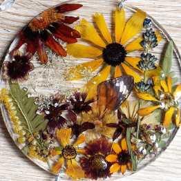 Juniper Rain + Crow 4 - Artsy Flower