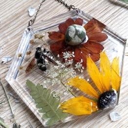 Juniper Rain + Crow 6 - Artsy Flower