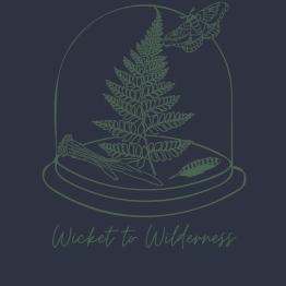 Wilderness Logo - ArtsyFlower.com
