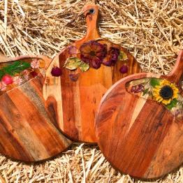 Flower Preservation Art By Botanical Resin 5 - ArtsyFlower.com