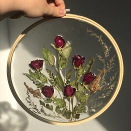 Flower Preservation Art by JAKLIS 1 - ArtsyFlower.com