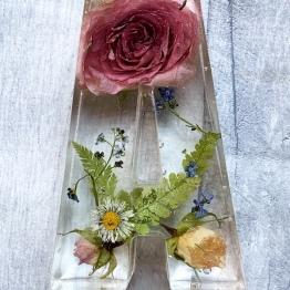 Flower Preservation Art by Sarah Ashleigh Designs 6 - ArtsyFlower.com