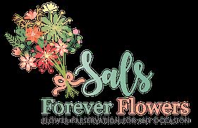 Sals Forever Flowers Logo - ArtsyFlower.com