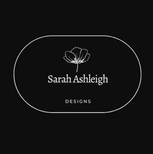 Sarah Ashleigh Designs Logo - ArtsyFlower.com