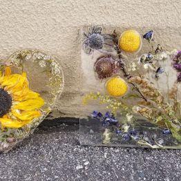 Modern Bouquet Preservation Art by Afloristsdaughter 5 - ArtsyFlower.com