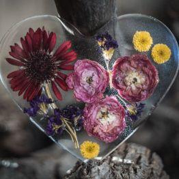 Modern Bouquet Preservation Art by Afloristsdaughter 6 - ArtsyFlower.com