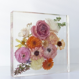 Modern Bouquet Preservation by Posy Floral 1 - ArtsyFlower.com