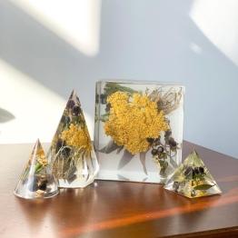 Bridal Bouquet Preservation by Resin Gardener 6 - Artsyflower.com