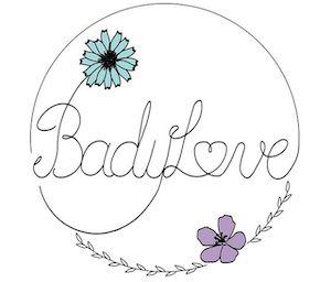 Modern Flower Preservation BadyLove logo - artsyflower.com
